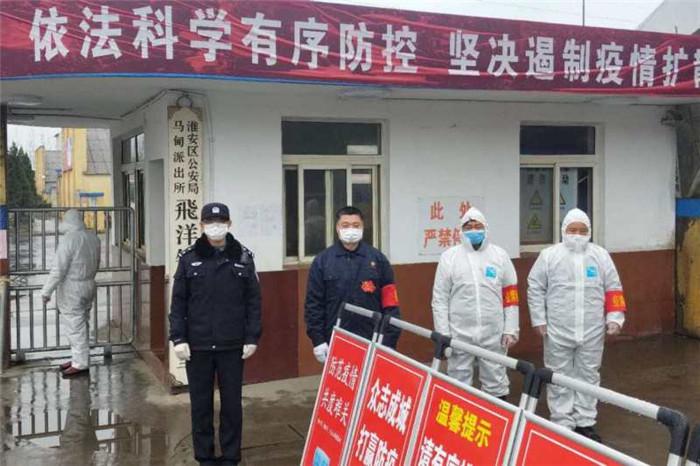 江苏淮安:石塘镇疫情防控、复产复工有序推进