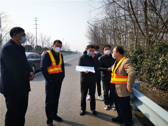 淮安公路:安全生产专项整治在行动